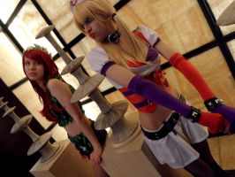 Theft: A Guide by Poison Ivy and Harley Quinn by MintyDove