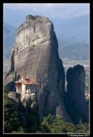 Meteora by Hiddenplanet
