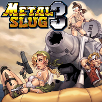 Metal Slug 3 by griddark