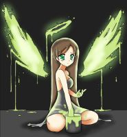 i can be an angel... by teiro-nell