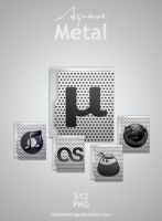 Aquave metal by KillboxGraphics
