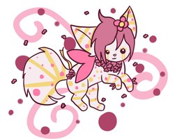Blossom Cat Auction-SOLD by PPPSavings