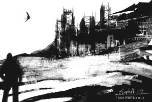 ...Black on White 1 by Concept-Cube