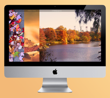 Autumn Wallpaper Pack 01. by dAiheart