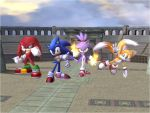 My favorite Sonic Charaters by Rudolphtheehcidna