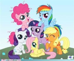 My little baby the babys is magic by derpystats