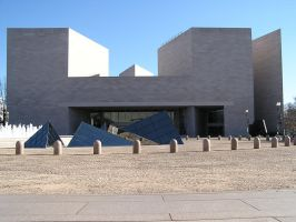 National Gallery East wing 1 by geetlord