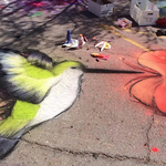 Chalk Art Contest by FrenchiestToast