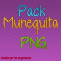 Pack Munequitas PNG by ISMeEditions