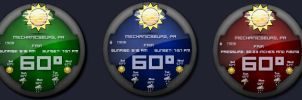 R-Grille dx weather pack by fivesballs