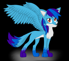 Sky-Fox Gylfinite by Darkspines-00