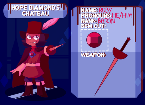 HDC - Ruby by pastry-the-meme
