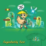 Legendarily Lost - ShirtPunch tee by InfinityWave