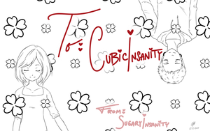 Insanity Cubed by SugaryInsanity