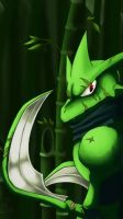 Scyther by TonyDaher