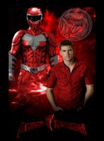 Red Ranger Movie Reboot by GeekTruth64