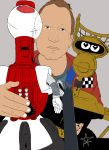 MST3K: Joel and The Bots by AzrielMordecai