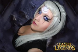 League Of Legends: Diana The Scorn Of The Moon III by DarkAmyLee
