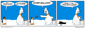 0004 Water Balloon by wallyandosborne