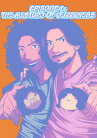 Game Grumps Comic Episode 1 by Menthalo