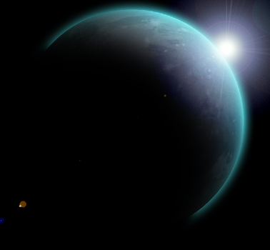 First Attempt at a Planet by DaggerViper