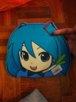 My Miku Mousepad by Animefangirl68