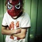 spiderman is blind sometimes by prismes
