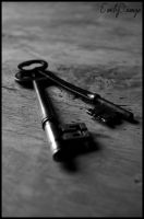 Keys. by EmilyOrange