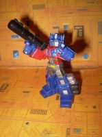 Optimus Prime - Robot Heroes by CyberDrone