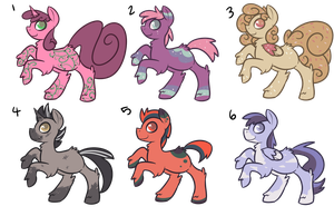 Pony Adopts [OPEN] by 0ShinyAdoptables0