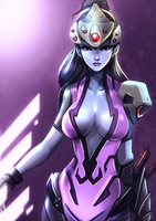 Widowmaker Color Version by IMadeTeguh