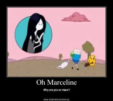 Oh Marceline by emolovesdark