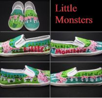 Little Monsters shoes by Tash15