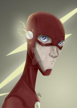 The Flash! by JonathanCortright