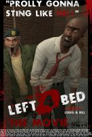 Left4Bed Movie Poster by Kulu4