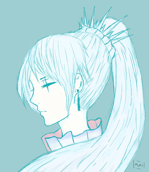 Weiss Schnee by Namilly