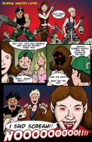 Frat Party Freak Out - Page 4 by weakcut