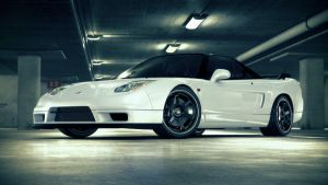 Garage NSX White by NasG85