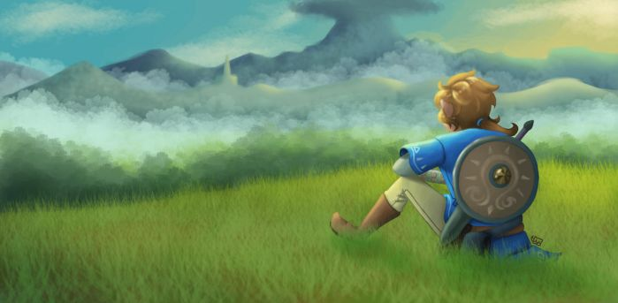 Breath of the Wild by KatNap8181