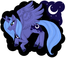 .:The Night Mare:. by MintyKitty-chan