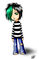 My Emo Kid Ver2.0 by sabisaotome
