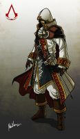 Assassins Creed III by Blues-Design