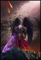 Dark Angel by Deligaris