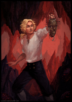 Guybrush Threepwood by CavalierediSpade