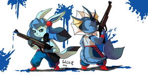 PaintBall by CuteSkitty