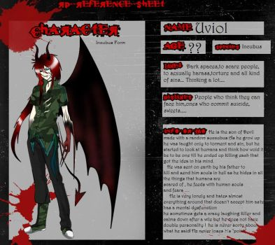 Reference :Uviol for (xPurgatoryx group) by xXUviolXx