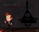 Bipper [Pain is Hilarious] by risaXrisa