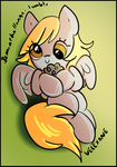 D30minchallenge - Derpy muffin-time~ by Velexane