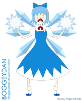 Do you know what Cirno means?! by BoggeyDan