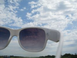 Sunny Skies And Sunglasses by Charly-Stary-Eyes